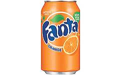 Foto Fanta Orange (0,33cl)